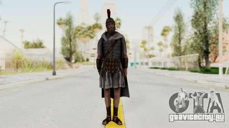 AC Brotherhood - Ezio Auditore Legionare для GTA San Andreas второй скриншот
