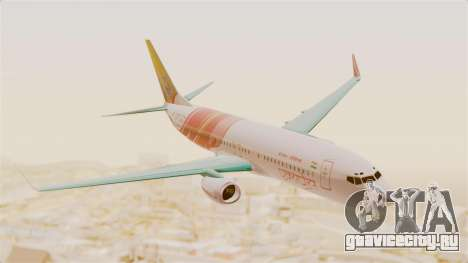 Boeing 737-8HG Air India Express для GTA San Andreas