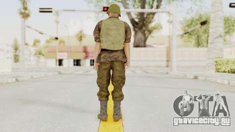 MGSV The Phantom Pain Soviet Union VH No Sleeve1 для GTA San Andreas третий скриншот