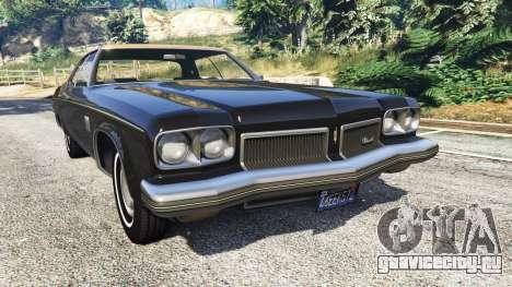 Oldsmobile Delta 88 1973 v2.5 для GTA 5