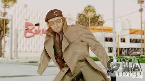 MGSV TPP Kazuhira Miller Motherbase для GTA San Andreas
