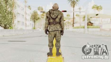 COD Black Ops Russian Spetznaz v3 для GTA San Andreas третий скриншот