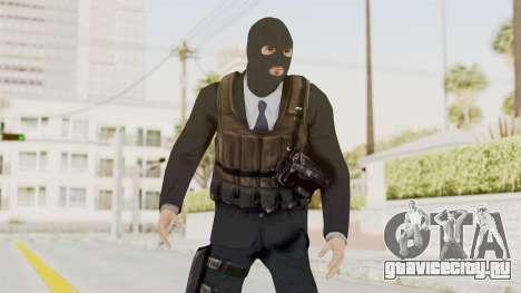 Bourne Conspirancy Euro Mercenary для GTA San Andreas
