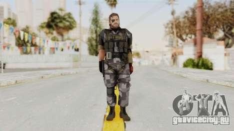 MGSV The Phantom Pain Venom Snake Square для GTA San Andreas второй скриншот