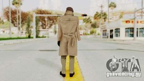MGSV TPP Kazuhira Miller Motherbase для GTA San Andreas третий скриншот