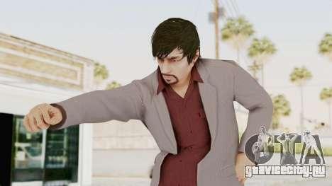 GTA 5 Online Male Skin 1 для GTA San Andreas