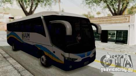 Marcopolo UUM Bus для GTA San Andreas вид справа