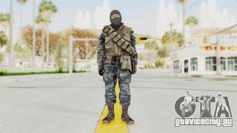 COD BO Russian Spetznas Flak MP v1 для GTA San Andreas второй скриншот