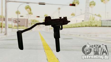 IMI Mini Uzi v2 для GTA San Andreas второй скриншот