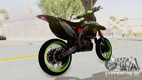 Kawasaki KX 125 Supermoto для GTA San Andreas