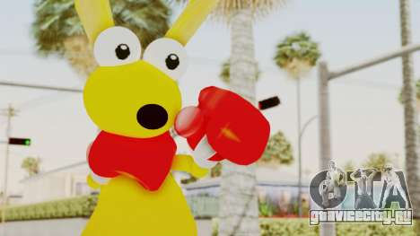 Kao the Kangaroo Gloves для GTA San Andreas