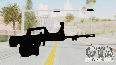 QBB-95 для GTA San Andreas второй скриншот