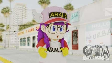 DBZBT3 - Arale для GTA San Andreas