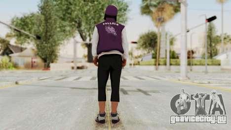 GTA 5 Ballas 3 для GTA San Andreas третий скриншот