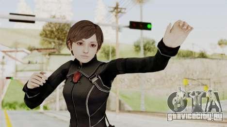 Resident Evil 0 HD Rebecca Chambers Wesker Mode для GTA San Andreas