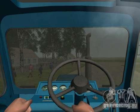 МТЗ-80 Беларус для GTA San Andreas вид сзади