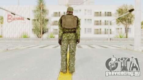 MGSV The Phantom Pain Soviet Union LMG v2 для GTA San Andreas третий скриншот