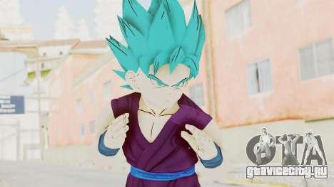 Dragon Ball Xenoverse Gohan Teen DBS SSGSS v1 для GTA San Andreas