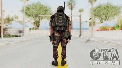 Battery Online Russian Soldier 3 v1 для GTA San Andreas третий скриншот