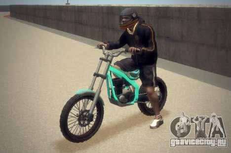 Trial Sanchez для GTA 4 вид сзади