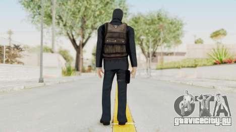 Bourne Conspirancy Euro Mercenary для GTA San Andreas третий скриншот