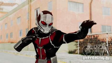 Captain America Civil War - Ant-Man для GTA San Andreas