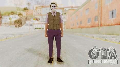 Joker Skin для GTA San Andreas второй скриншот