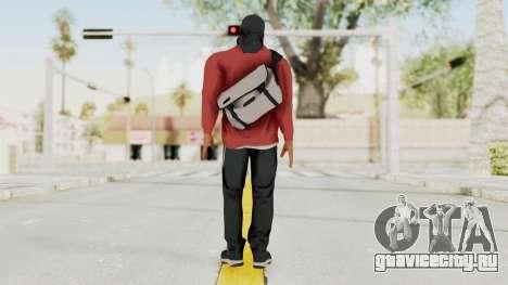 Battlefiled Hardline Professional Gang для GTA San Andreas третий скриншот