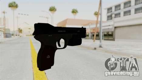 Killzone - M4 Semi-Automatic Pistol No Attach для GTA San Andreas второй скриншот