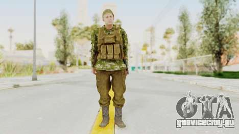MGSV The Phantom Pain Soviet Union Vest v2 для GTA San Andreas второй скриншот