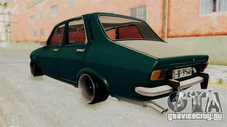 Dacia 1300 Order для GTA San Andreas вид слева