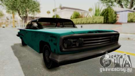 Beater 1962 Voodoo для GTA San Andreas