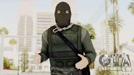 Battlefield 3 Bandit для GTA San Andreas