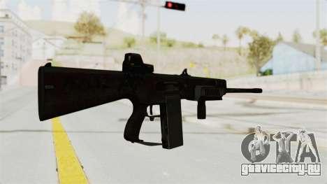 AA-12 Eotech Holo для GTA San Andreas второй скриншот