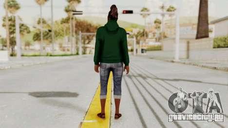 GTA 5 Denise Clinton v2 для GTA San Andreas третий скриншот