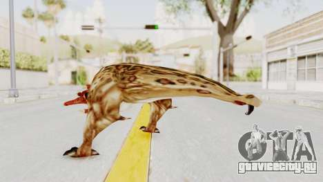 Bullsquid from Half-Life 1 для GTA San Andreas третий скриншот