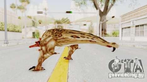 Bullsquid from Half-Life 1 для GTA San Andreas третий скриншот