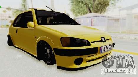 Peugeot 106 для GTA San Andreas
