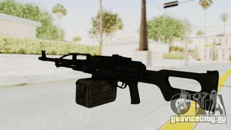 PKM 7.62mm Battlezone Mod для GTA San Andreas второй скриншот