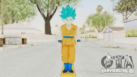 Dragon Ball Xenoverse Gohan Teen DBS SSGSS v2 для GTA San Andreas второй скриншот