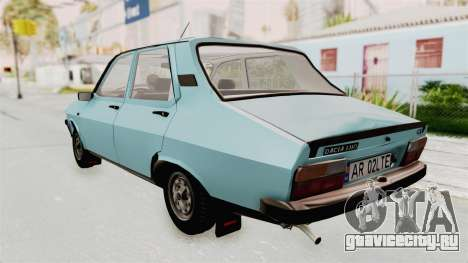 Dacia 1310 MLS 1989 для GTA San Andreas вид слева