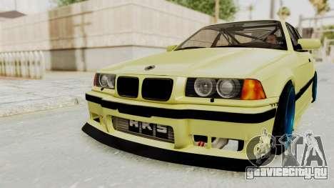 BMW M3 E36 Drift для GTA San Andreas вид справа