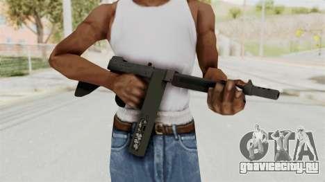 GTA 5 Gusenberg Sweeper Custom для GTA San Andreas третий скриншот