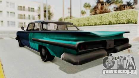 Beater 1962 Voodoo для GTA San Andreas вид слева