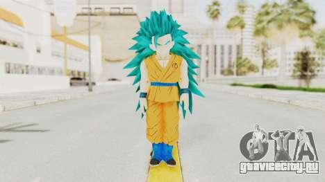 Dragon Ball Xenoverse Gohan Teen DBS SSGSS3 v2 для GTA San Andreas второй скриншот