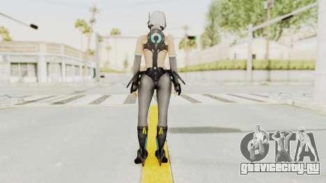 Dead Or Alive 5 LR Christie Tamiki Wakaki DLC v2 для GTA San Andreas третий скриншот