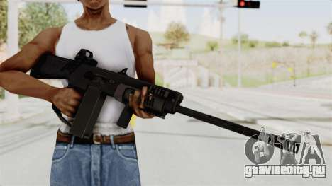 AA-12 Eotech Holo для GTA San Andreas третий скриншот