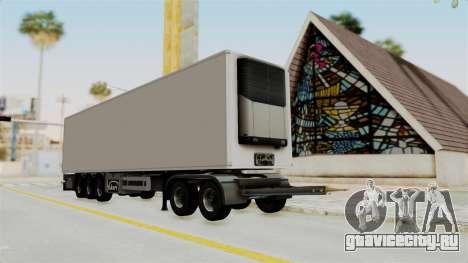 Volvo FM Euro 6 6x4 Tandem v1.0 Trailer для GTA San Andreas