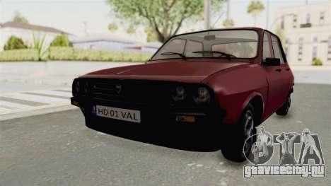 Dacia 1310 TX Realistica для GTA San Andreas вид справа
