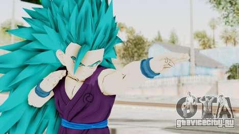 Dragon Ball Xenoverse Gohan Teen DBS SSGSS3 v1 для GTA San Andreas